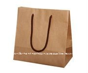 Brown Paper Bags for Cakes