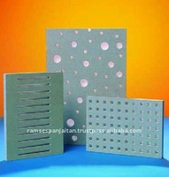 Knauf Apertura Cleaneo Perforated Plasterboards
