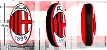 AC Milan Pillow