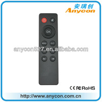 High quality 13 button IR mini wired remote controller for wii
