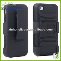 for iPhone 5C Hybrid Phone Case with Belt Holster,for iPhone 5C Combo Hard Shell Case