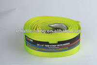 CE boat tow rope/cam belt/cam lock buckle