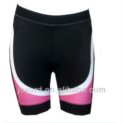 sublimation girls bike short