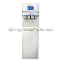 Standing water drinking machine Hot and Cold Water Dispenser with RO System OLS-D03