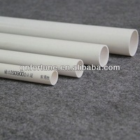 China Factory plastic pvc pipe for sewage
