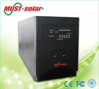 <MUST Solar>Line interactive UPS Sine Wave LCD with RS232 home power ups 1500va offline