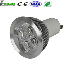 low price high lumen Epistar e27 powerful full color led spot light