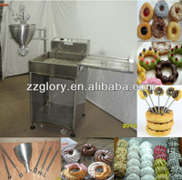 Produce Ball, Flower, Ring Shape Mini Donut Making Machine ( Best Selling )
