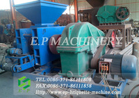 5t lime briquettes making machine with hydraulic system