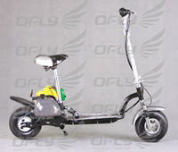 2013 NEW 49CC Foldable Gas Scooter 2 wheel gas standing