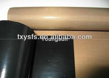 PTFE Coated Fabrics for Manufacture of silicone rubber sheet