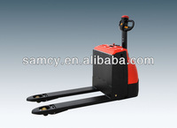 1.6ton rated loaded electric stacker
