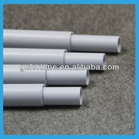 China Manufacturer pvc low pressure water supply pipes
