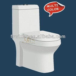 2013 chaozhou bathroom modern desing wc toilet container