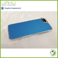 For iPhone 4 4s,Soft carbon fiber grain electroplating case for iPhone 4 4s