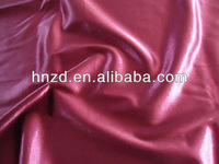 Nylon and Spandex Satin Fabric,thin satin