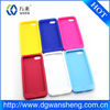 silicone skin for iphone 4g, silicone cell phone soft case cover skin