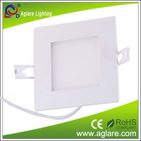 AGLARE newest design minimalist style SMD5730 12W 200x200mm square led ceiling panel light