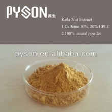 Free Sample FOR Kola Nut/Cola nut Extract FROM PYSON