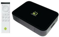 Anroied TV Set Top Box