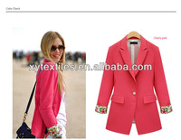 2013 autumn fashion hot slim stylish long-sleeved suit small coat womens formal suit