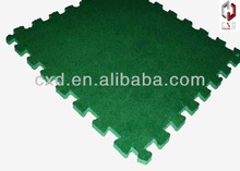 eva intelocking artificial grass for golf