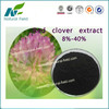 Best price of red clover powder extract 8% - 40% in stock