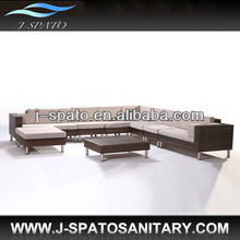Classical Most Home Sofa Design Popular Outdoor Garden Products 2013 New High Quality China Factory Aluminium Decoration