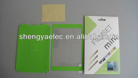 samsung note 3 new arrival hot pearl of skin screen protector for ipad mini
