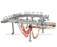 Used Manual Screen Stretching Unit