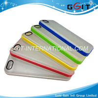 TPU Back Cover For iPhone 5C, 5C TPU Case, for iphone 5c fundas