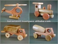 High Quality Handmade Children Wood Toys