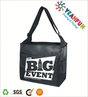 Factory direct wooden handle non-woven bag
