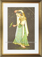 Handpainted Classical Decorated Framed Paintings