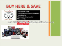 Toyota Genuine Spare Parts in dubai