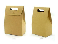 Kraft Paper Bags for Cake Shop, bakeries, etc