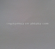 Pvc high quality sofa leather with 0.7mm thickness and dense knitted backing