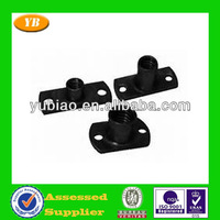 black coated t nut for furniture by Dongguan hardware manufacturer