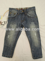 Children Boy Skinny Denim Jeans trouser with elastic waist. Produced with premium quality material and trendy designed