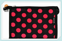 Recycled factory cosmetic bag clearance