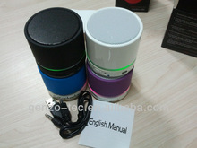 Factory offer 2013 newest S11 mini speaker with bluetooth and TF support