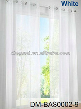 Hot sell sheer small door window curtains
