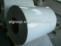 Varnish Painted Aluminum Coil for Sale