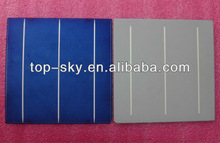 A grade 3BB 6 inch Multi-Crystalline/poly battery solar with more competitive price cells solar