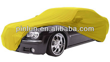 190T waterproof polyester taffeta fabric for yellow car covers