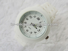2013 hot sale silicone watch / band watch