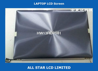 LCD screen with cover for Asus Zenbook UX31E 133UA02S HW13HDP101