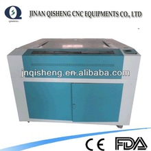 Qisheng used laser cutting machine for paper