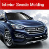 Hyundai santafe DM Interior Swede Molding(Center Facia,Handle Point, Window Switch)