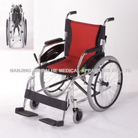 portable light weight aluminium wheelchair van conversions (S01)